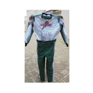 Tony Kart Embroidered Go Kart Racing Suit