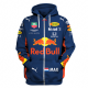Red Bull Fleece Hoodie Sublimated