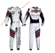 Custom Martini Go Kart Race Suit Sublimated