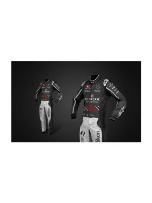 EDOX Go Kart Race Suit Sublimated