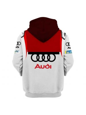 Audi Fleece Hoodie Sublimated