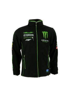 Monster Sublimated Soft Shell Jacket