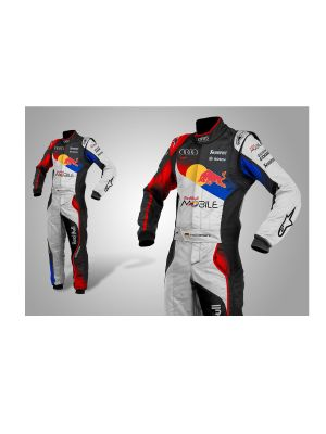 Red Bull 2019 Go Kart Race Suit Sublimated