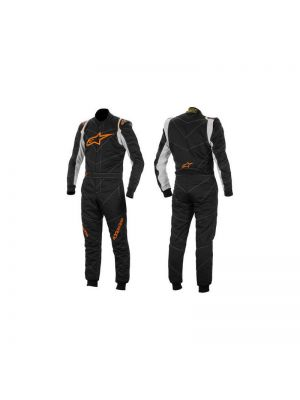 Alpinestars Embroidered Go Kart Race Suit