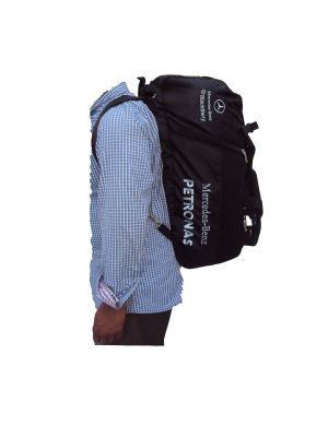Blackberry Sports Bag Duffel Convertible To Back Pack