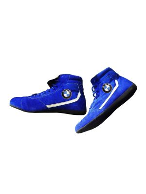 BMW Blue Version Go Kart Race Shoes