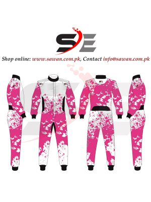 Custom Go Kart Race Suit Sublimated