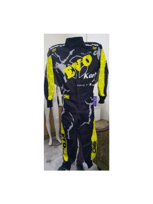 EVO Kart Go Kart Race Suit Sublimated