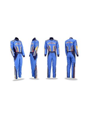 FA Go Kart Race Suit Sublimated