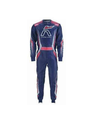 Kosmic Racing Go Kart Race Suit Sublimated