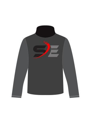 Custom Sublimated Soft Shell Jacket