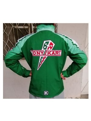 Tony Kart Sublimated Soft Shell Jacket
