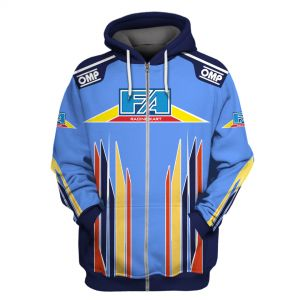 FA Fleece Hoodie Sublimated