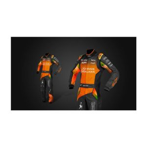 Johnnie Walker Go Kart Race Suit Sublimated