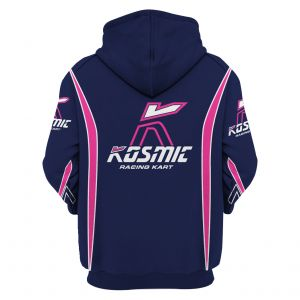 Kosmic Fleece Hoodie Sublimated
