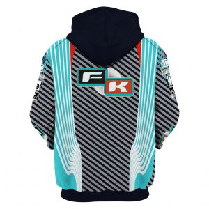 FK Fleece Hoodie Sublimated