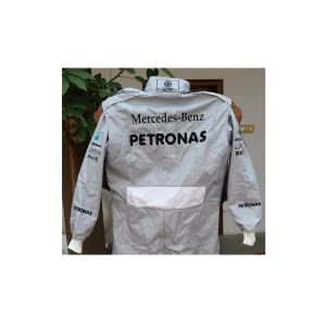 Blackberry Embroidered Go Kart Race Suit