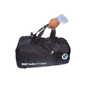 BMW Sports Bag Duffel Convertible To Back Pack