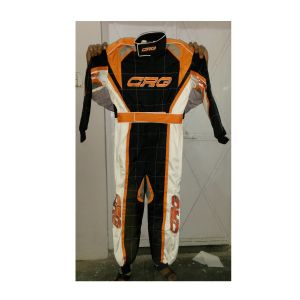 CRG Embroidered Go Kart Race Suit