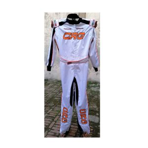 CRG Embroidered Go Kart Racing Suit
