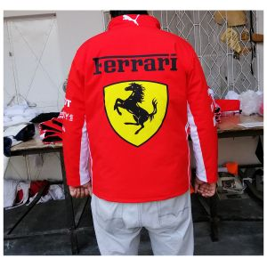 Ferrari Sublimated Soft Shell Jacket