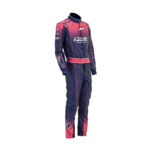 Kosmic Go Kart Race Suit Sublimated
