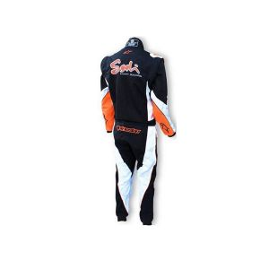 Sodi Embroidered Go Kart Race Suit